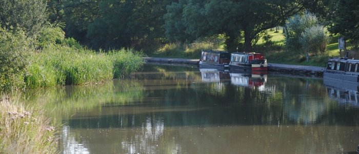 Coleman Canal Boat Services - Bartington Wharf